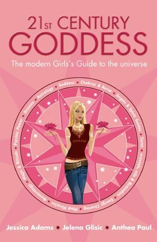 book cover of 21st Century Goddess