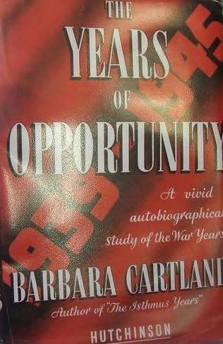 book cover of The Years of Opportunity