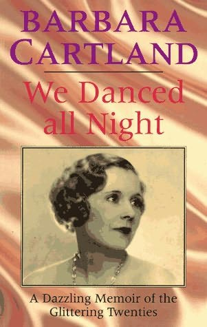 book cover of We Danced All Night