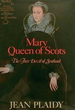 book cover of Mary, Queen of Scots