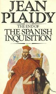 book cover of The End of the Spanish Inquisition