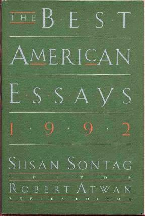 the best american essays Read and download best american essays 2004 free ebooks in pdf format the best american series best woman for the job save the best for last best laid.