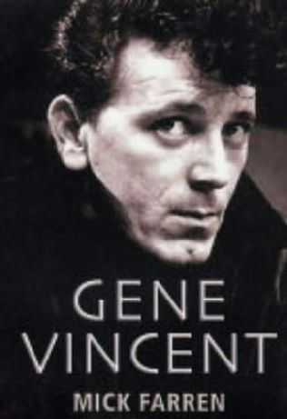 book cover of Gene Vincent: There\'s One in Every Town