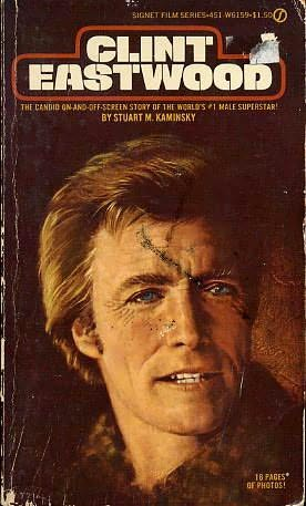 book cover of Clint Eastwood