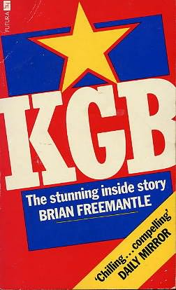 book cover of KGB