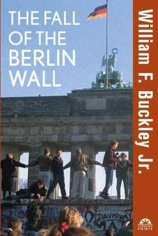 book cover of The Fall of the Berlin Wall