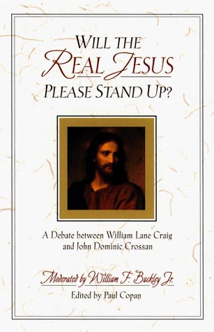 book cover of Will the Real Jesus Please Stand Up?