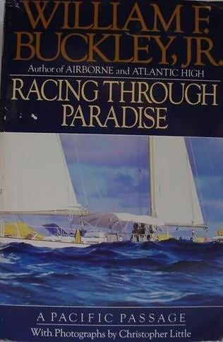 book cover of Racing Through Paradise