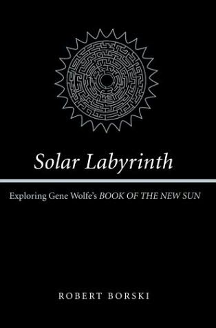 book cover of Solar Labyrinth