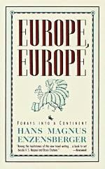 book cover of Europe, Europe