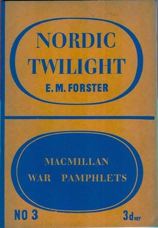 book cover of Nordic Twilight