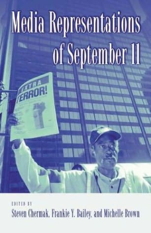 book cover of Media Representations of September 11th