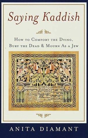 book cover of Saying Kaddish