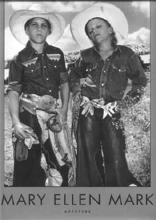 book cover of Mary Ellen Mark: American Odyssey