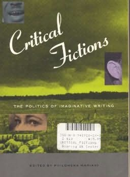 book cover of Critical Fictions