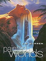 book cover of Painted Worlds