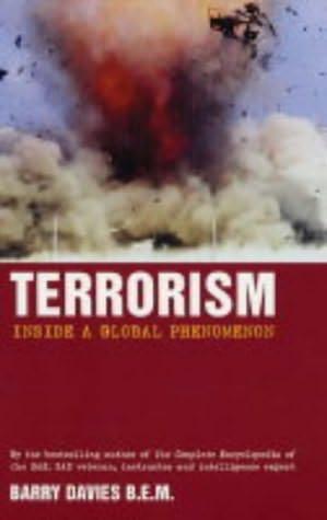 book cover of Terrorism
