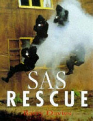 book cover of SAS Rescue