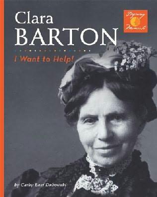 book cover of Clara Barton