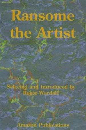 book cover of Ransome the Artist