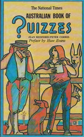 book cover of National Times Australian Book of Quizzes