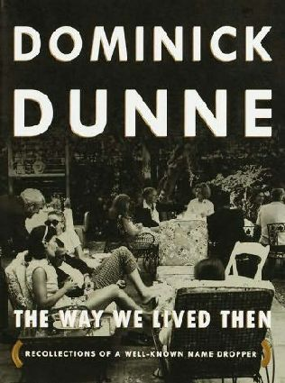 book cover of The Way We Lived Then