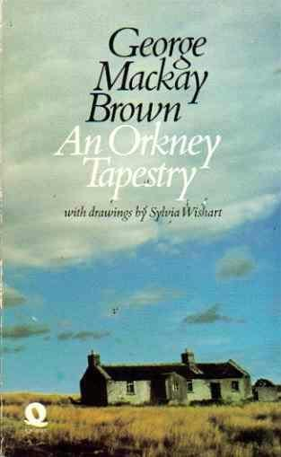 book cover of Orkney Tapestry