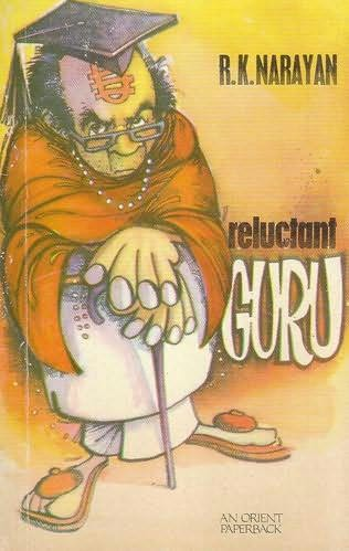 book cover of Reluctant Guru