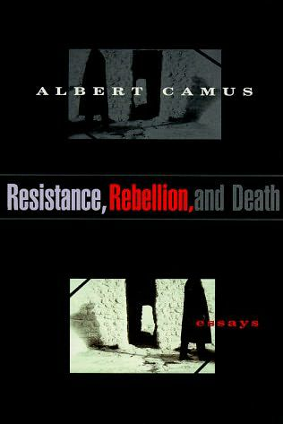 book cover of Resistance, Rebellion and Death
