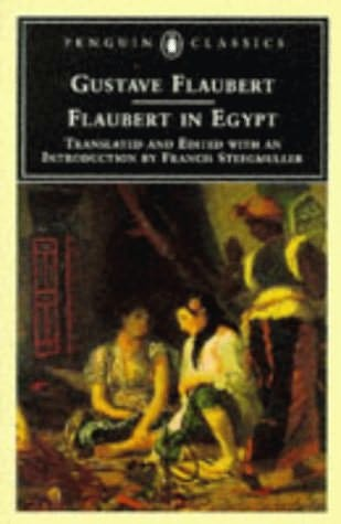 book cover of Flaubert in Egypt