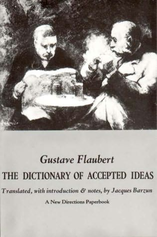 book cover of Dictionary of Accepted Ideas