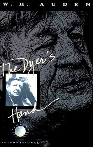 book cover of The Dyer\'s Hand and Other Essays