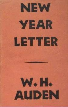 book cover of New Year Letters