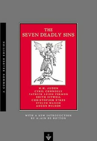 book cover of The Seven Deadly Sins
