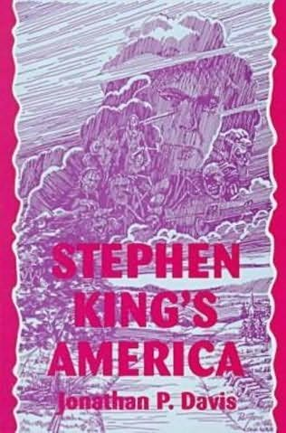 book cover of Stephen King\'s America