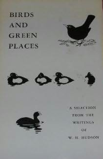 book cover of Birds and Green Places