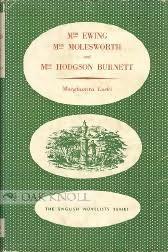 book cover of Mrs. Ewing, Mrs. Molesworth and Mrs.Hodgson Burnett