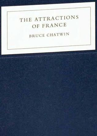 book cover of The Attractions of France