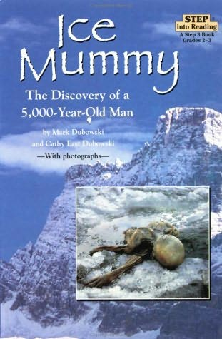 book cover of Ice Mummy