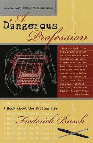 book cover of A Dangerous Profession