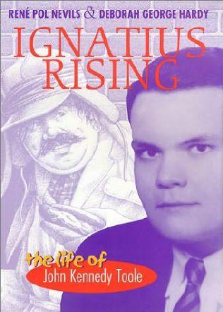 book cover of Ignatius Rising