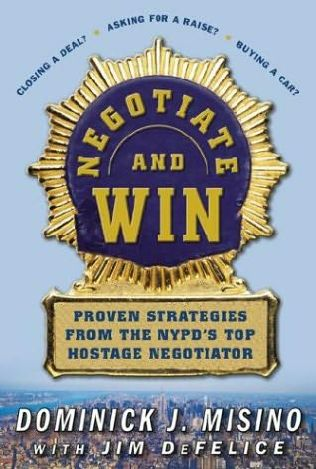 book cover of Negotiate and Win
