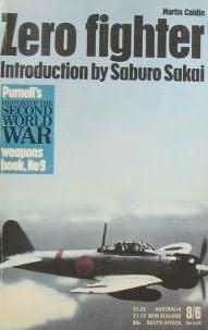book cover of Zero Fighter