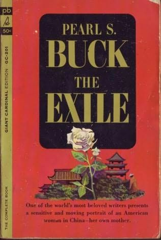 book cover of The Exile