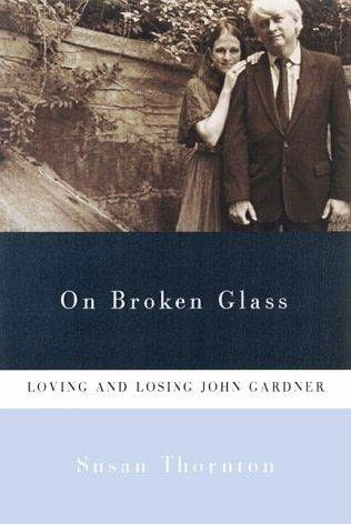book cover of On Broken Glass