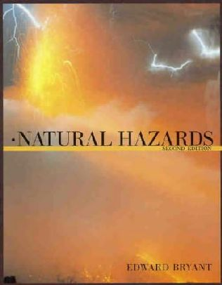 book cover of Natural Hazards