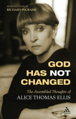 book cover of God Has Not Changed