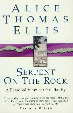 book cover of The Serpent on the Rock