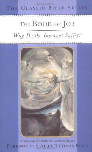 book cover of The Book of Job