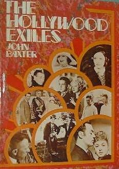 book cover of The Hollywood Exiles